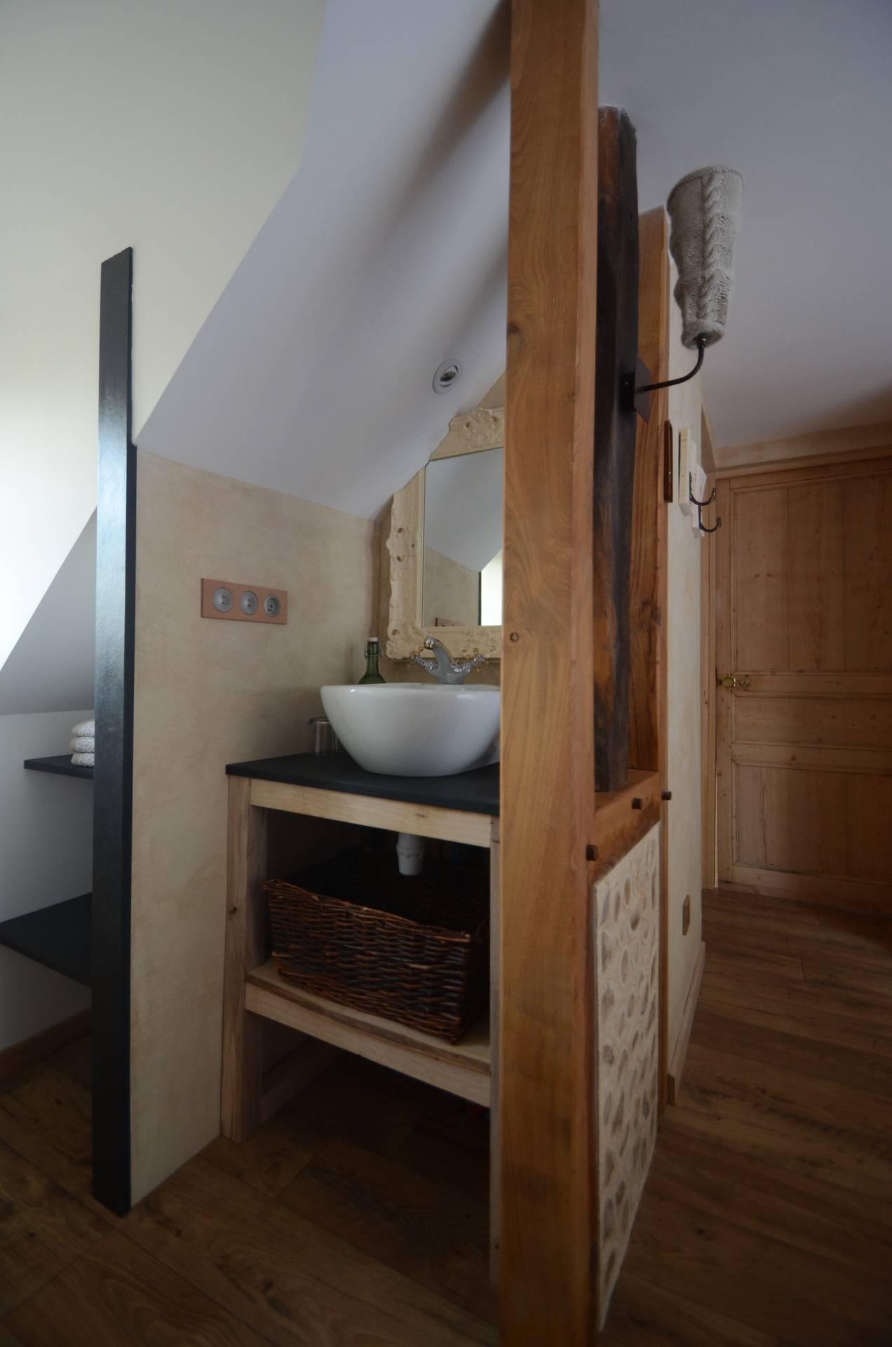 Toilettes Sèches En Appartement logement de charme à dominante écologique. - pleyben