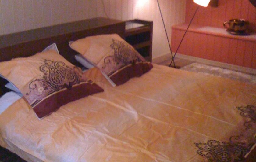 Location de vacances - Chalet à Crans-Montana - 2è chambre parentale