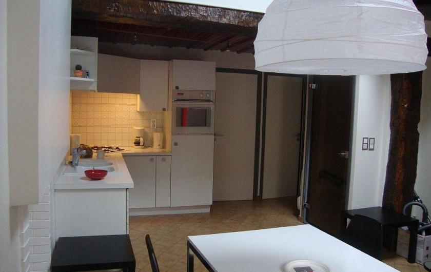 Location de vacances - Maison - Villa à Cahors - cusine