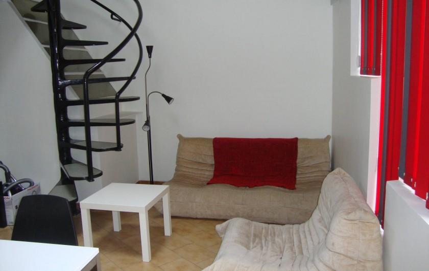 Location de vacances - Maison - Villa à Cahors - coin repos