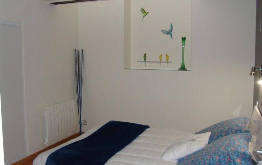 Location de vacances - Maison - Villa à Cahors - chambre