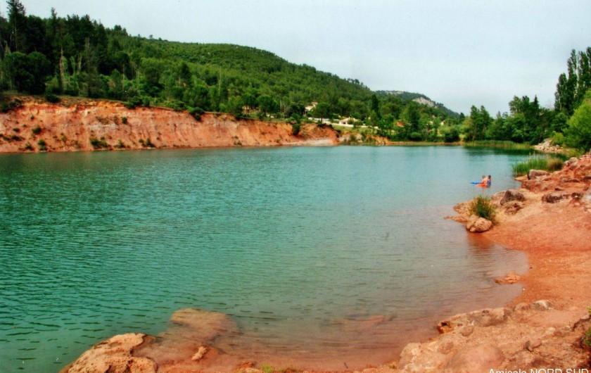 Location de vacances - Gîte à Rocbaron - Lac de Vins