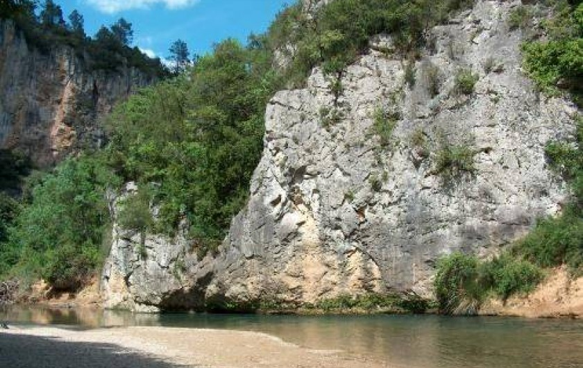 Location de vacances - Gîte à Rocbaron - Rivière Correns