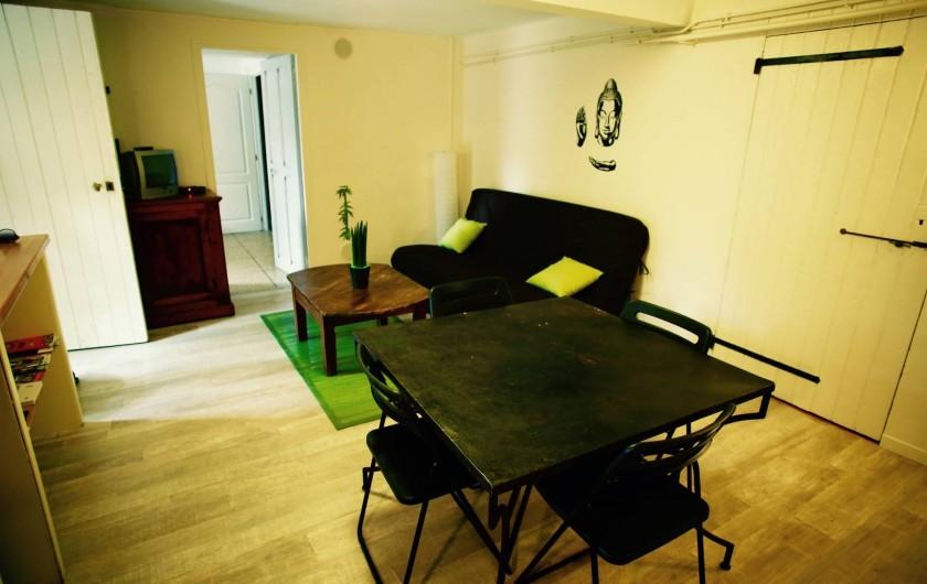 Location de vacances - Maison - Villa à Arles - Salon