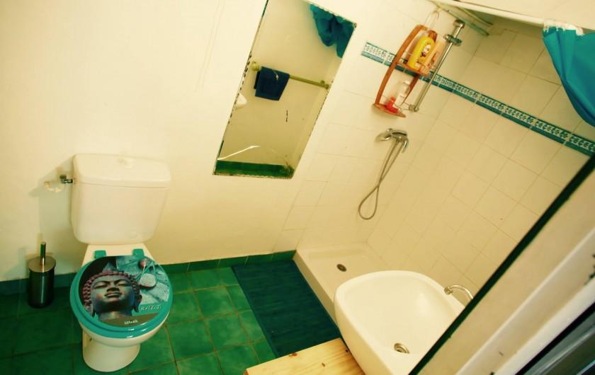 Location de vacances - Maison - Villa à Arles - Salle de bain