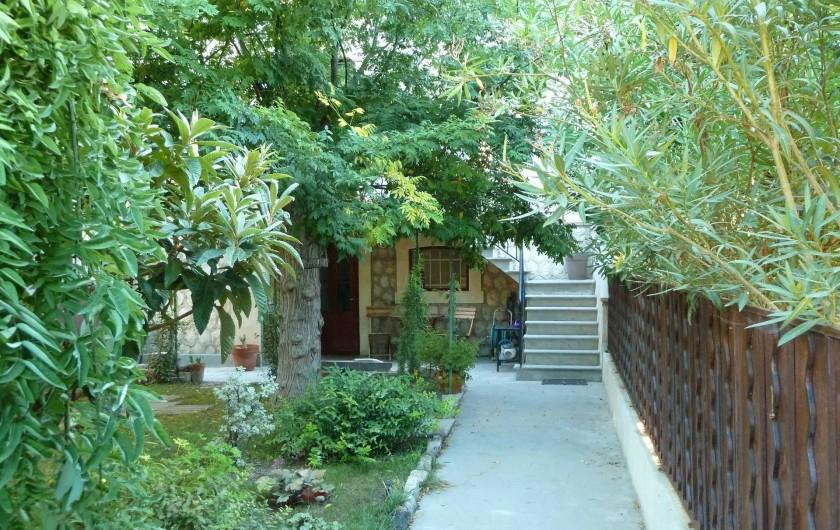 Location de vacances - Maison - Villa à Arles - Le jardin