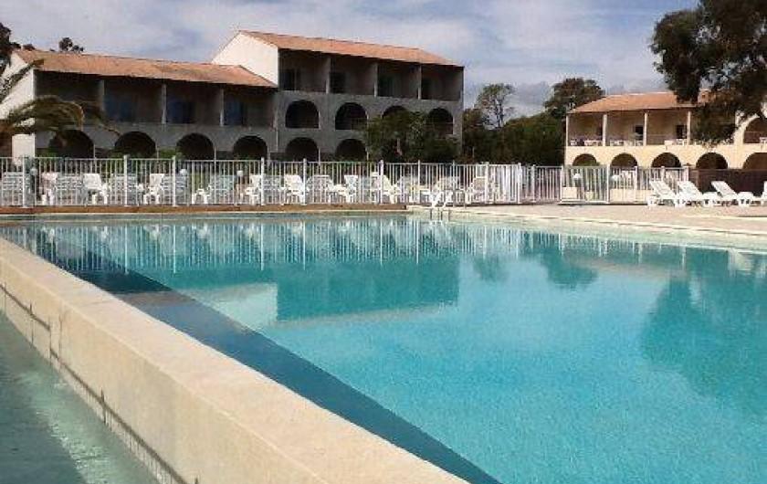 Location de vacances - Appartement à Marine de Bravone