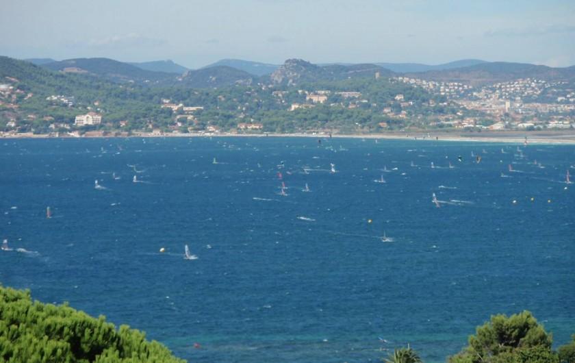 Location de vacances - Villa à Hyères - kits surf