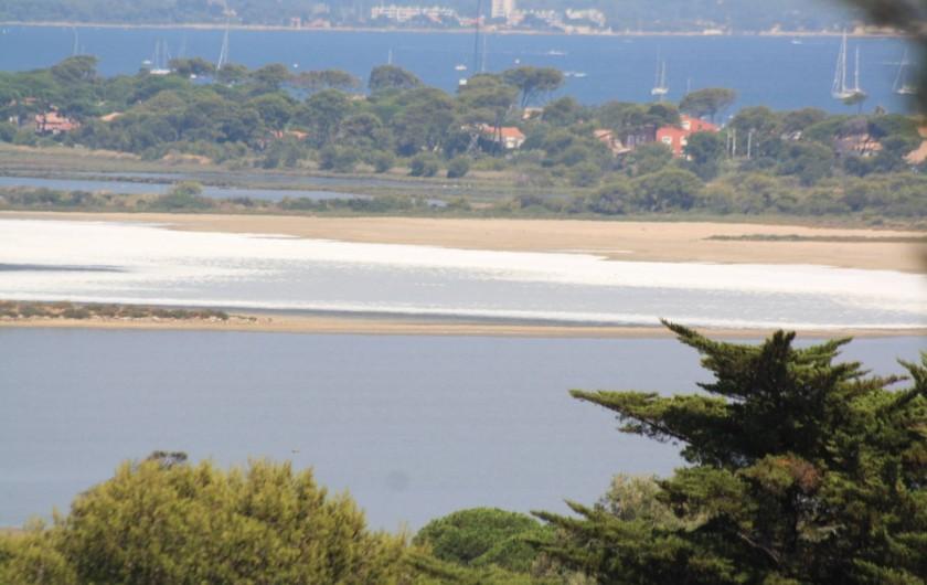 Location de vacances - Villa à Hyères - les marae salin