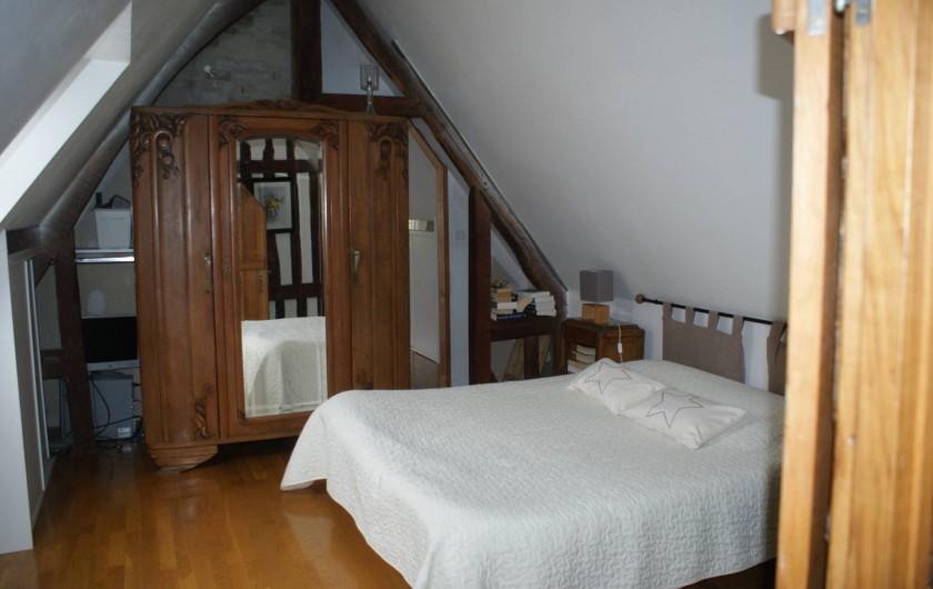 Location de vacances - Gîte à Honfleur - CHAMBRE 2