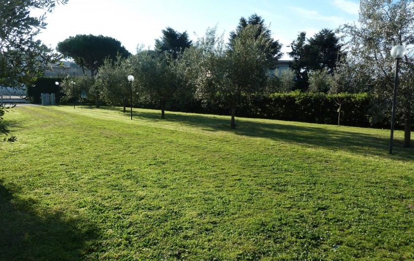 Location de vacances - Chalet à Pozzuoli - jardin