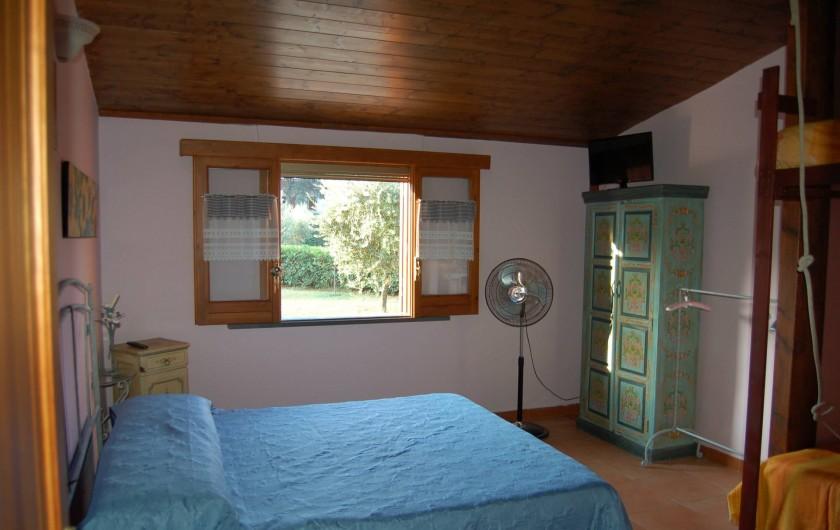 Location de vacances - Chalet à Pozzuoli - chambre Ischia