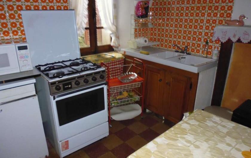 Location de vacances - Maison - Villa à Évisa - cuisine