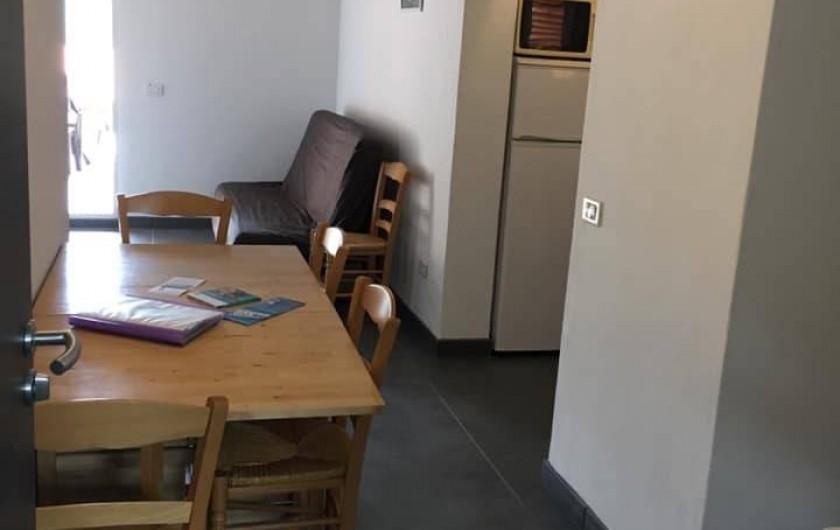Location de vacances - Appartement à Sainte-Lucie de Porto-Vecchio - TERRASSE R4