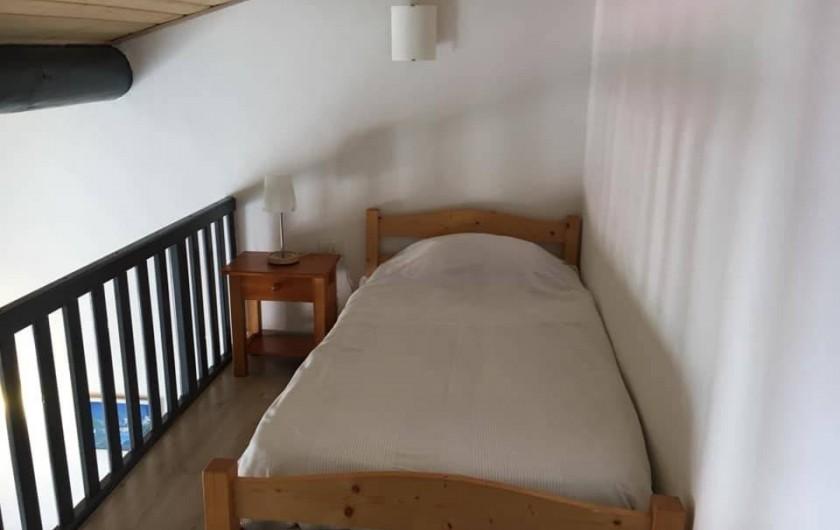 Location de vacances - Appartement à Sainte-Lucie de Porto-Vecchio - CUISINE EQUIPEE P8
