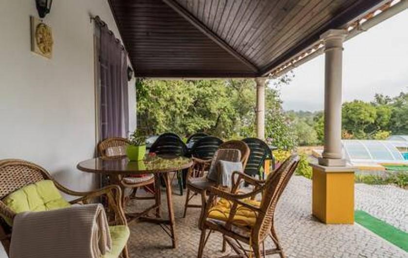 Location de vacances - Chambre d'hôtes à Alcobaça