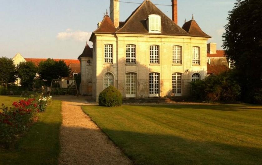 Location de vacances - Chambre d'hôtes à Tancrou