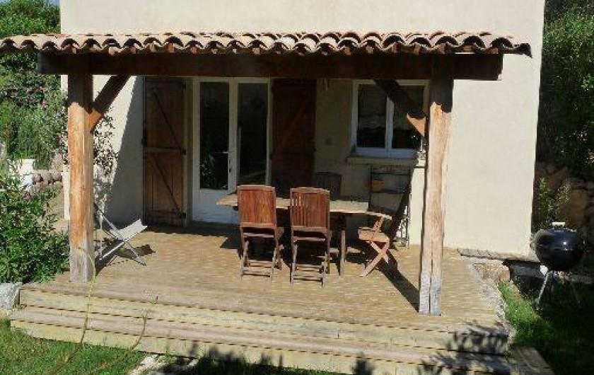 Location de vacances - Appartement à Lecci