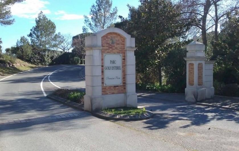 Location de vacances - Studio à Saint-Raphaël