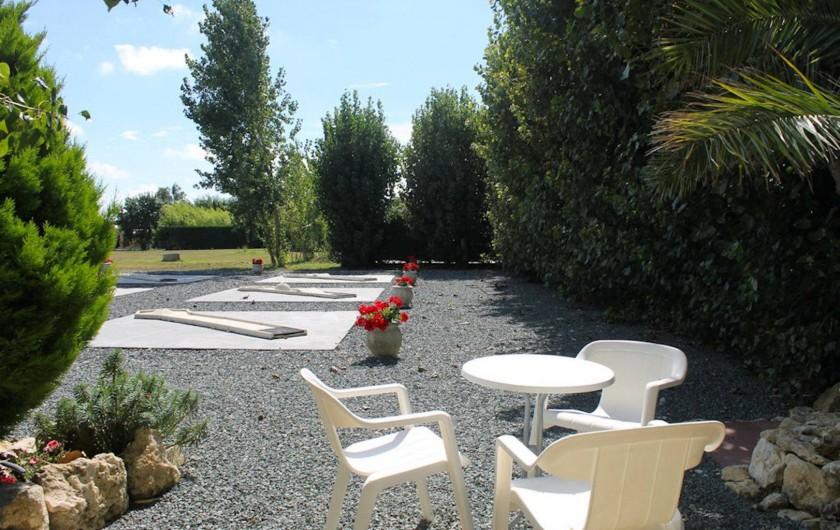 Location de vacances - Gîte à Saint-Pierre-d'Oléron - Mini-golf