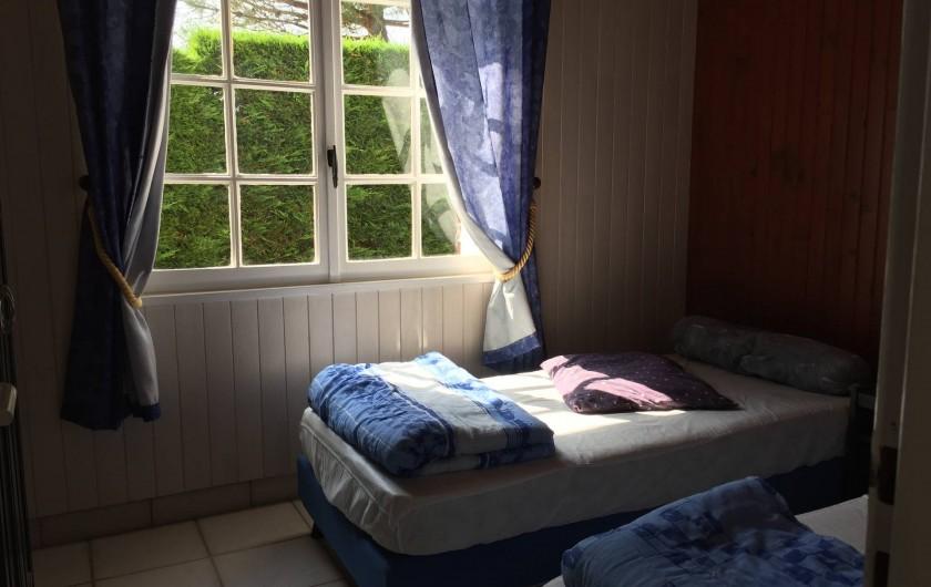 Location de vacances - Gîte à Saint-Pierre-d'Oléron - ALLEE PROPRIETE