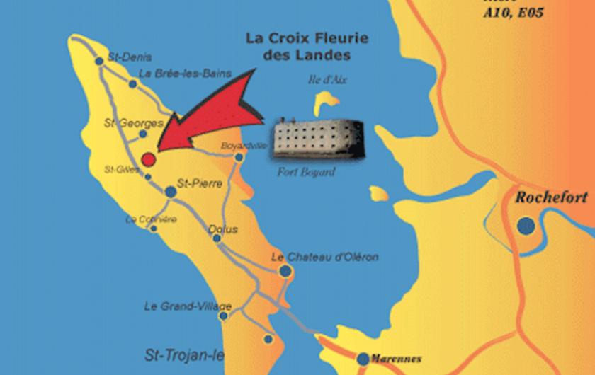 Location de vacances - Gîte à Saint-Pierre-d'Oléron - Lieu