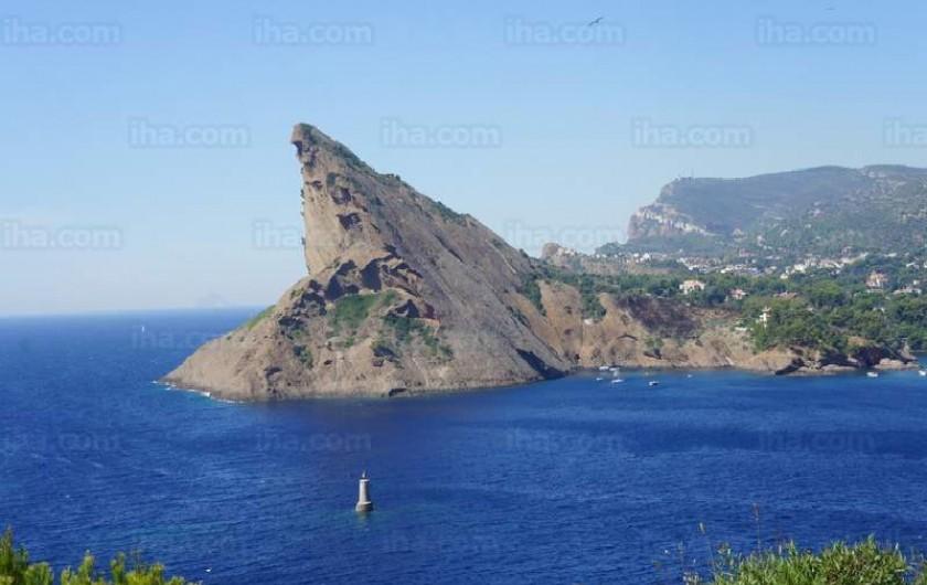 Location de vacances - Appartement à Évenos - proche de la mer et plage de sable fin, 15 mn en voiture