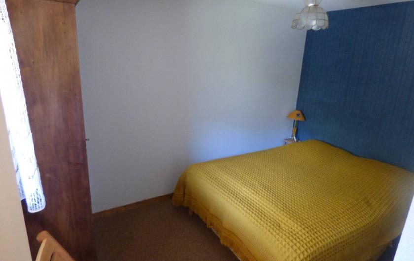 Location de vacances - Appartement à Vallouise - chambre 1