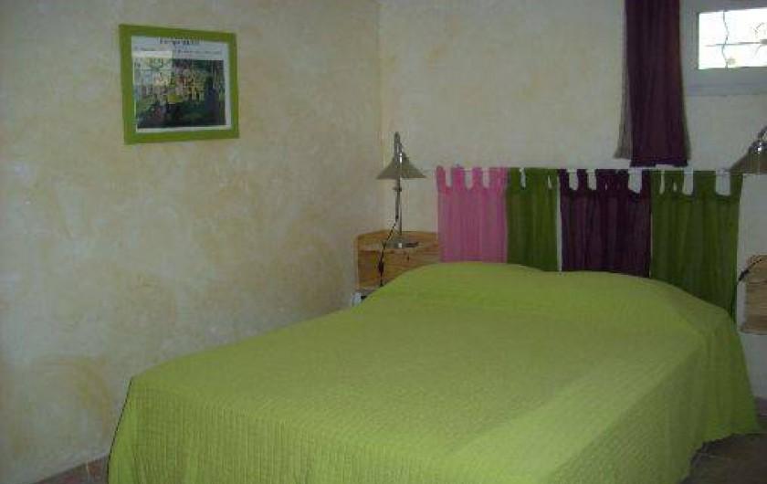 Location de vacances - Gîte à Barjac