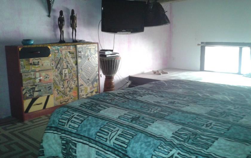Location de vacances - Chambre d'hôtes à Sète - Casa Vassiliu chambre