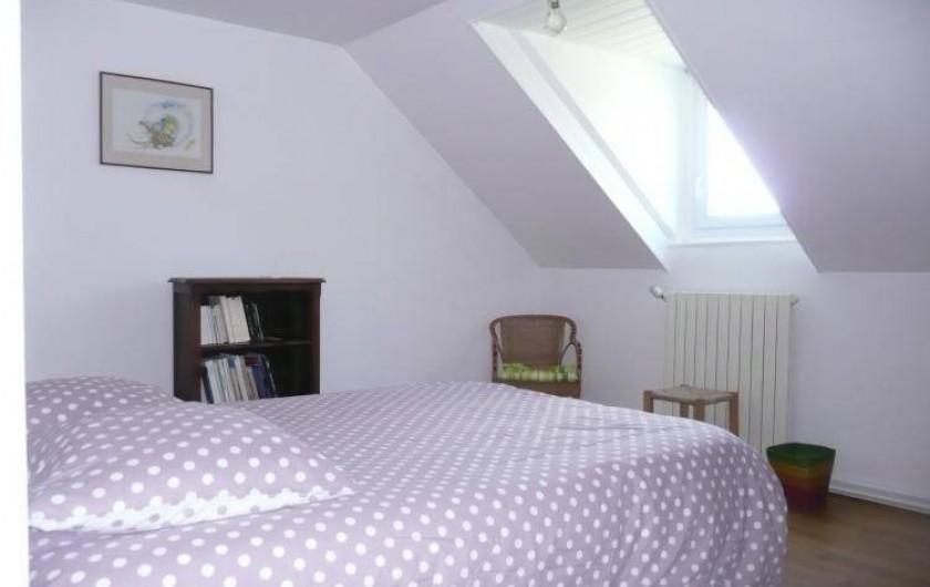 Location de vacances - Maison - Villa à Kersaint - LA CHAMBRE N°1