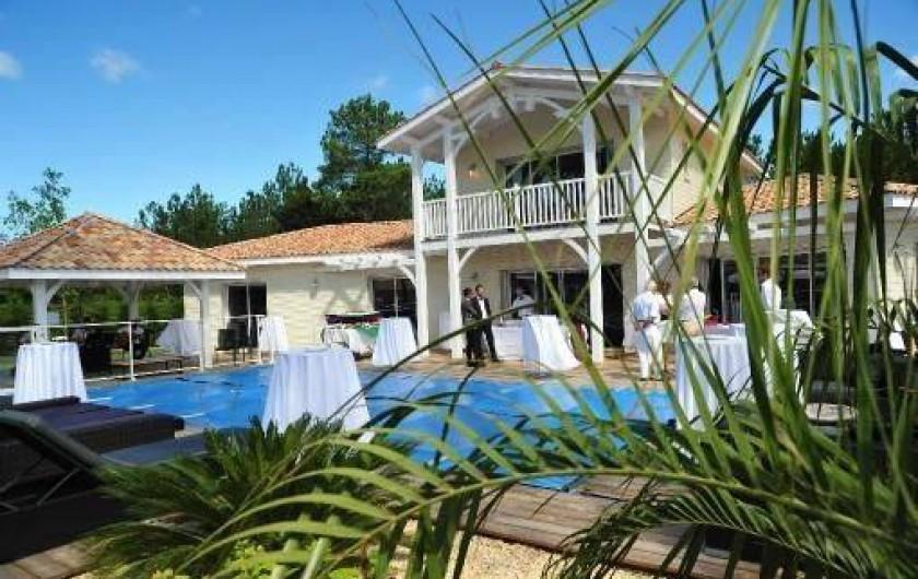 Location de vacances - Villa à Lège-Cap-Ferret