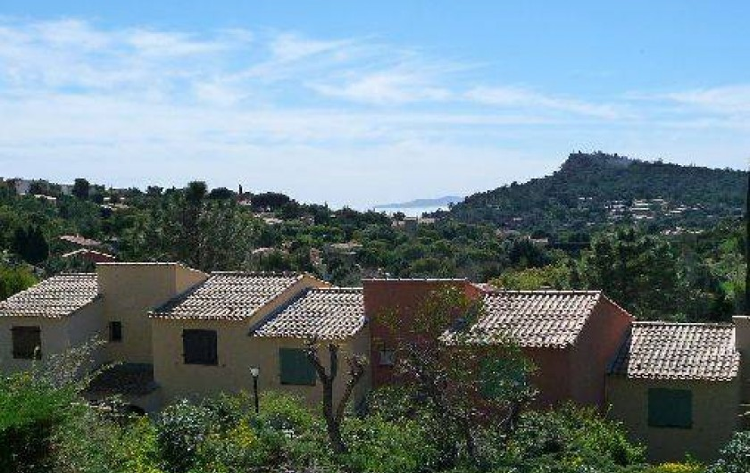 Location de vacances - Mas à Le Lavandou