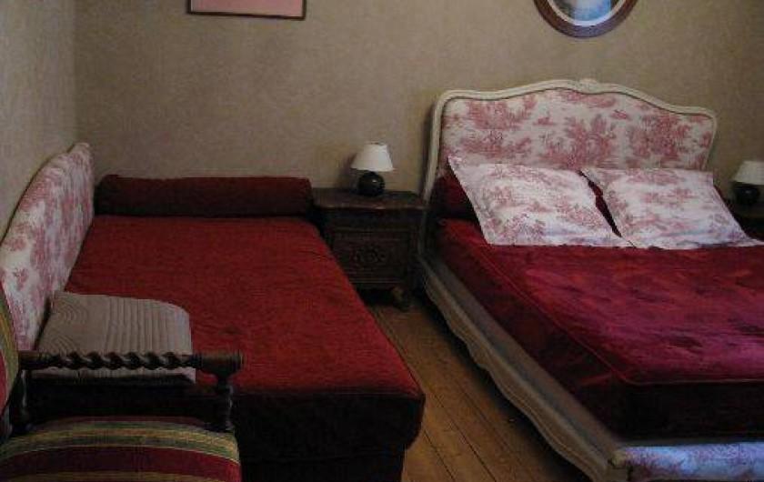 Location de vacances - Chambre d'hôtes à Antrain