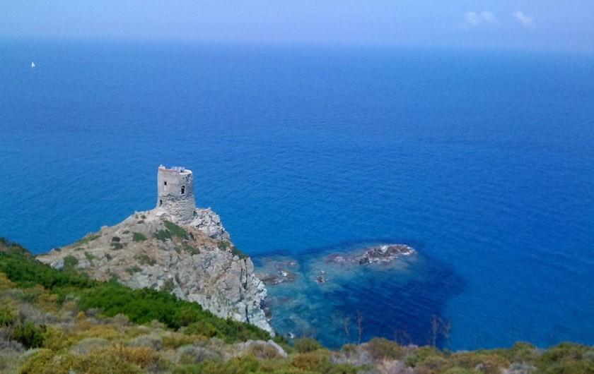 Location de vacances - Studio à Lucciana - Cap Corse