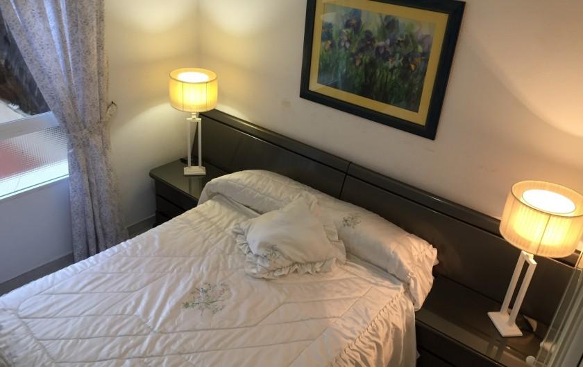 Location de vacances - Appartement à Dénia - CHAMBRE
