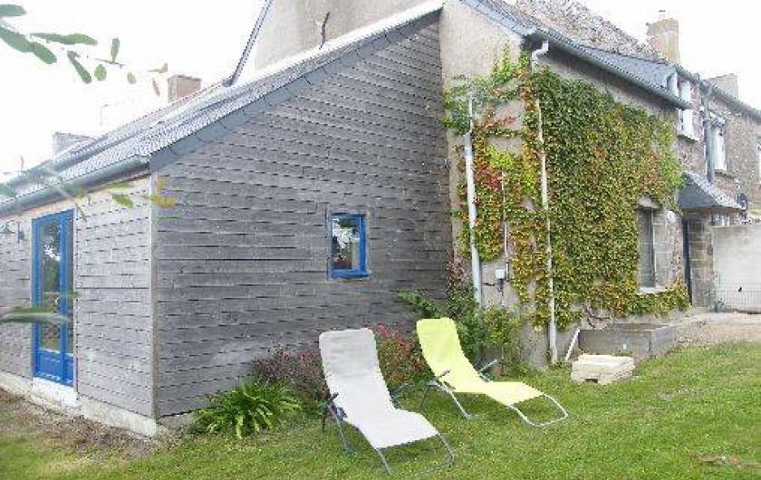 Location de vacances - Gîte à Saint-Coulomb