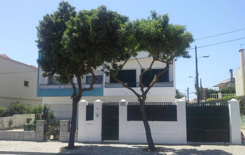 Location de vacances - Appartement à Costa da Caparica