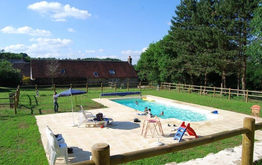 Location de vacances - Gîte à Joué-du-Bois