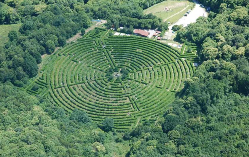 Location de vacances - Appartement à Guéret - Labyrinthe végétal géant à Guéret