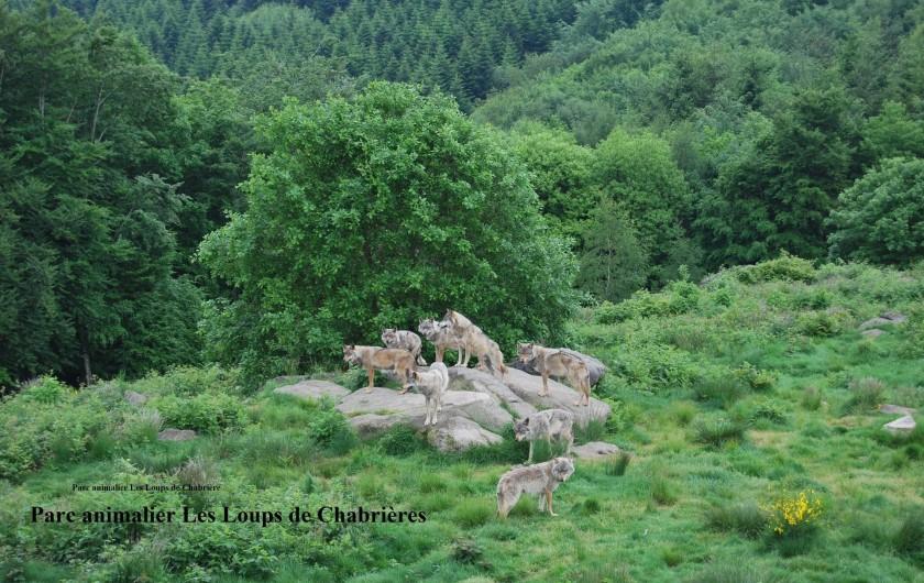 Location de vacances - Appartement à Guéret - Parc animalier à Guéret