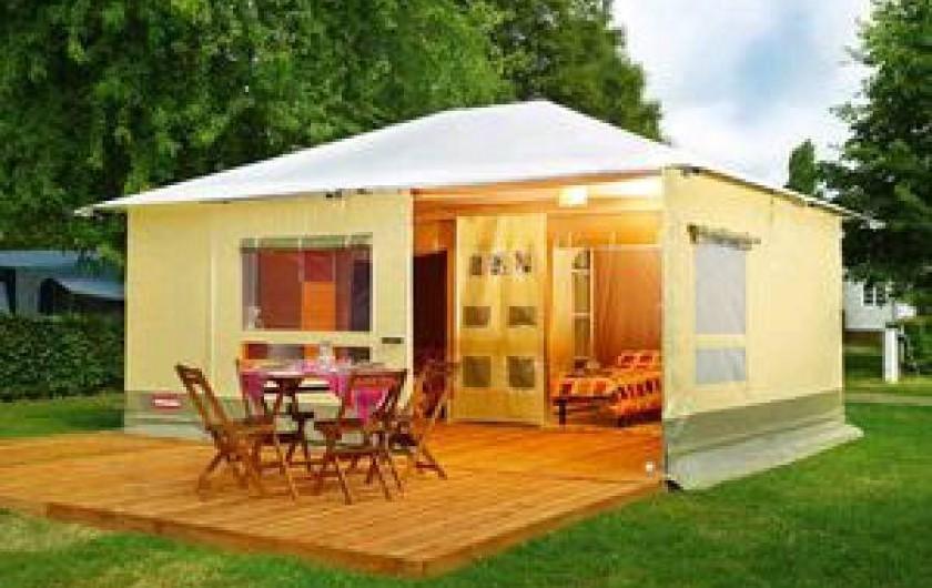 Location de vacances - Camping à Samoëns