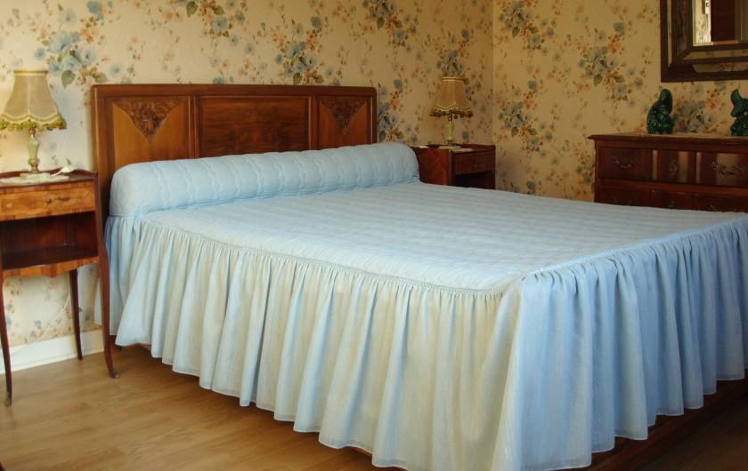 Location de vacances - Gîte à Pont-en-Royans - 2ème chambre.