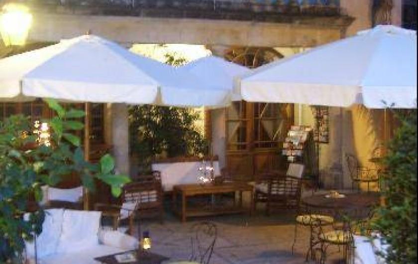 Location de vacances - Hôtel - Auberge à Mornas