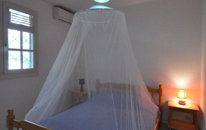 Location de vacances - Chambre d'hôtes à Sainte-Anne - chambre 2