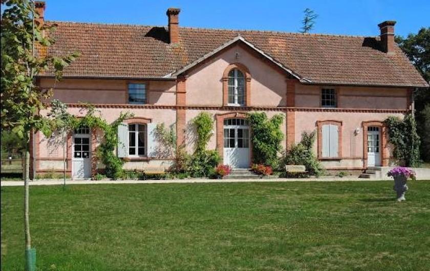 Location de vacances - Gîte à Neung-sur-Beuvron