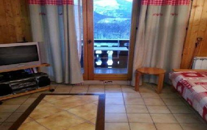 Location de vacances - Appartement à Mont-Saxonnex