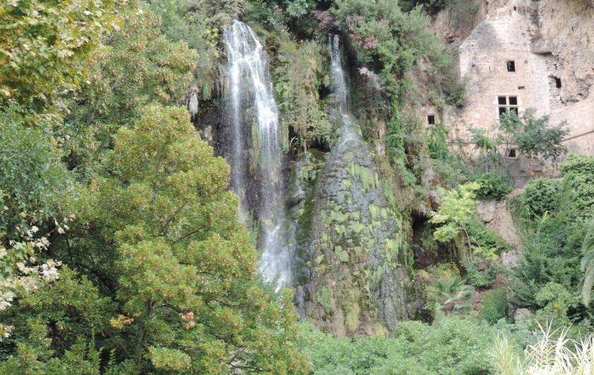 Location de vacances - Villa à Villecroze - LE PARC A VILLECROZE