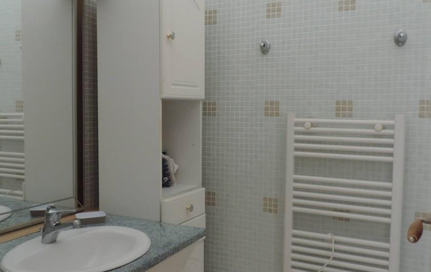 Location de vacances - Villa à Villecroze - SALLE D'EAU