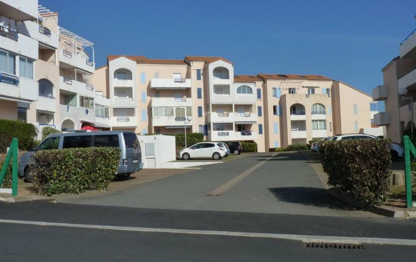 Location de vacances - Appartement à Le Château-d'Olonne - 3éme étage